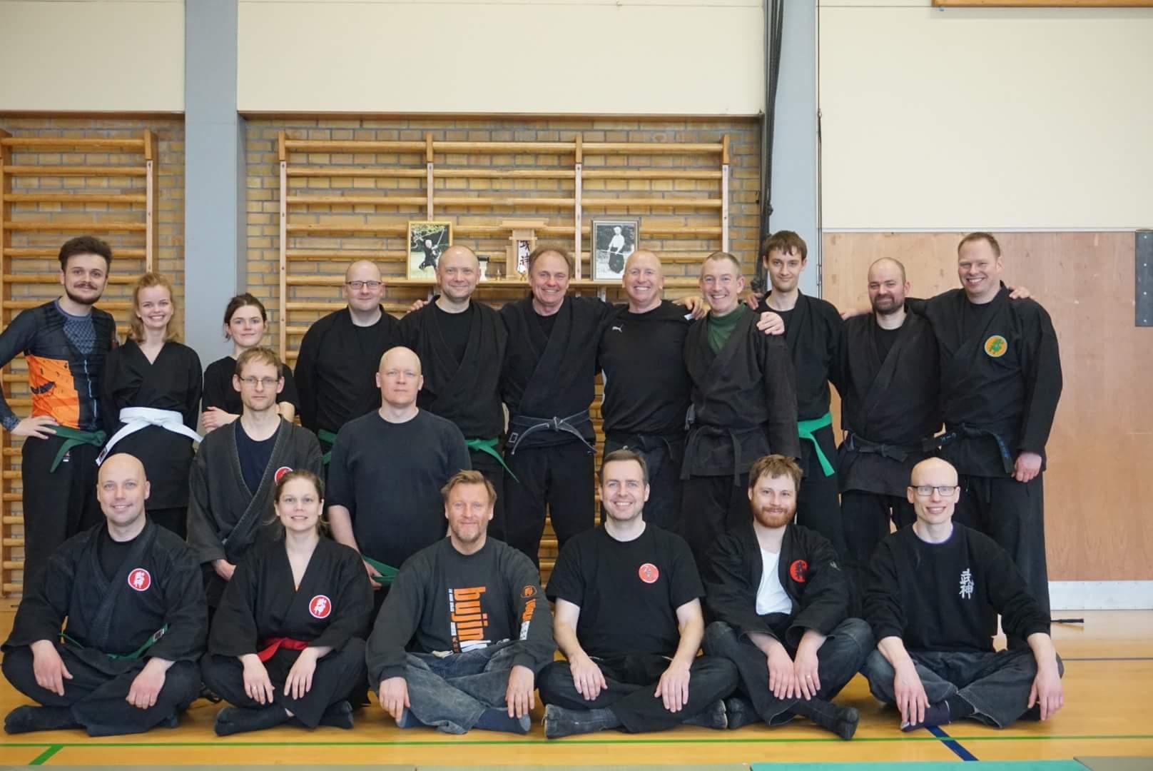 gruppefoto Franzen marts 2018